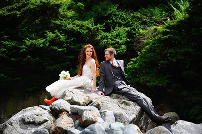 A handmade wedding in the lake district