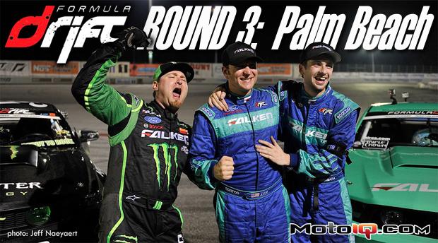 Formula Drift Round 3