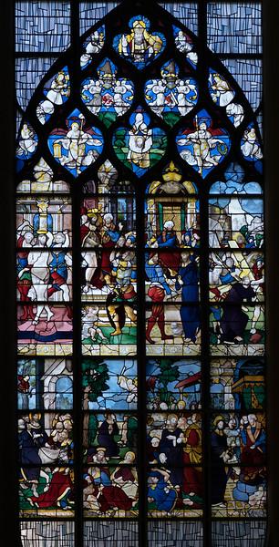 Rouen, Jeanne d'Arc Church - Scenes of The Passion