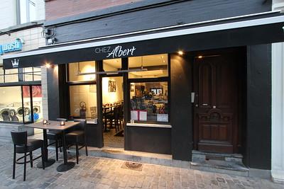 "Expo resto ""Chez Albert"" - Chatelain 2014"