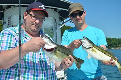 2014 FISHING TRIPS
