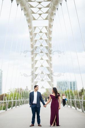 Shabri & Sujith - Engagement