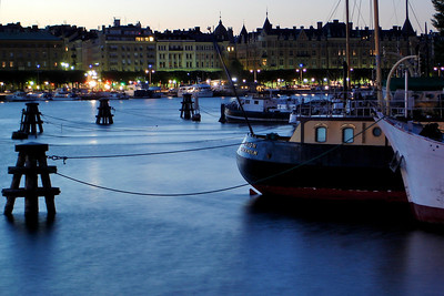 Stockholm and elsewhere...