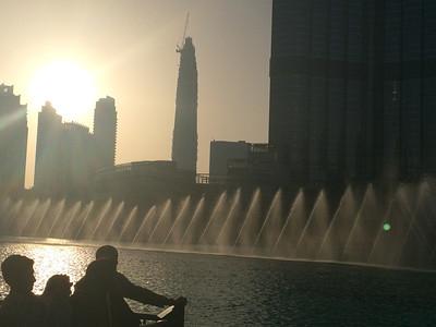 DUBAI, UNITED ARAB EMIRATES, MAY 2014