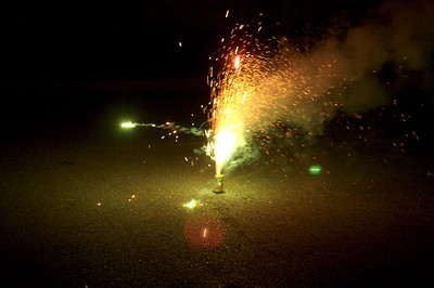 Fireworks 4th 2005