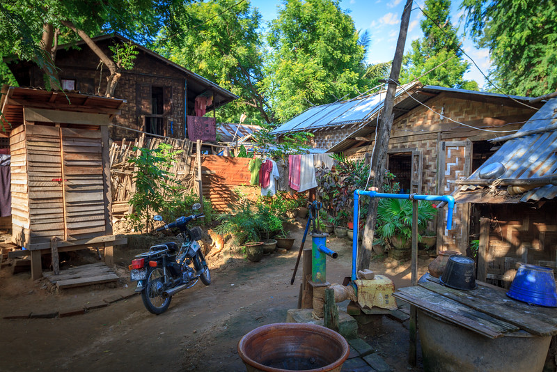 Sagaing Pottery Village
