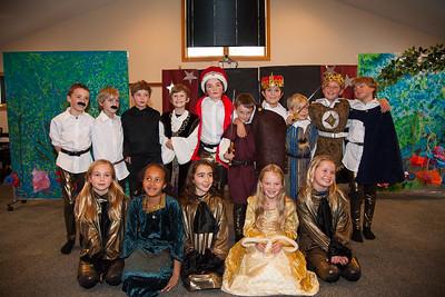 Katie's Class Presents Hamlet