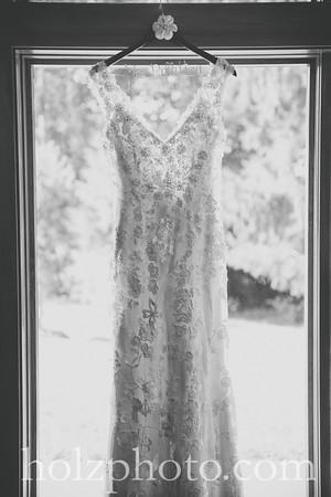 Samantha & Thomas B/W Wedding Photos