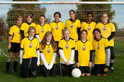 11-07-2009 Team Photo