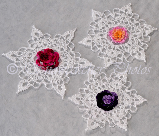 Mother's Day Snowflakes
