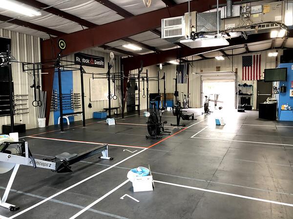 Bell City CrossFitt 6-16-20