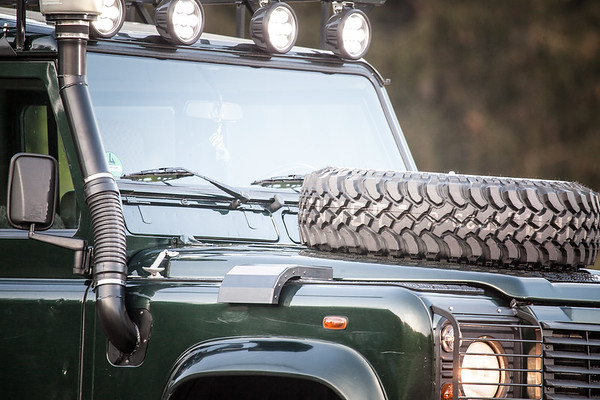 Land Rover Only