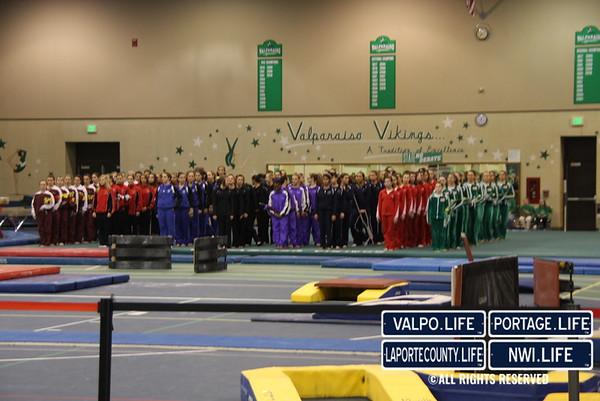 DAC Gymnastics Meet 2011