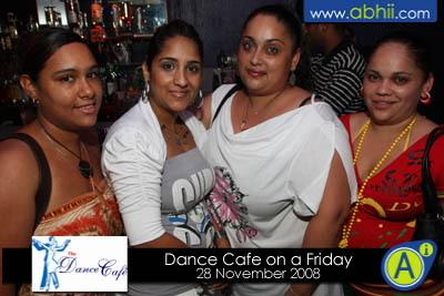 Dance Cafe - 28th Novmber 2008