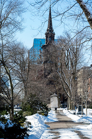 Boston, February 2021