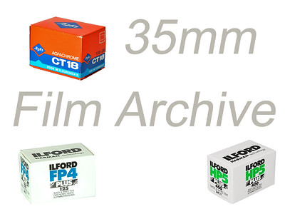 The 35mm Film Archive