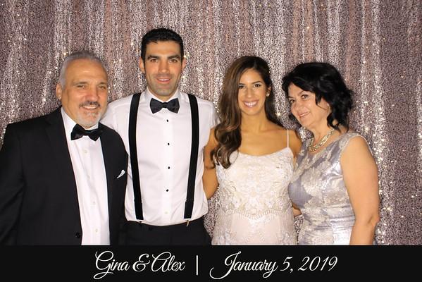 Gina & Alex