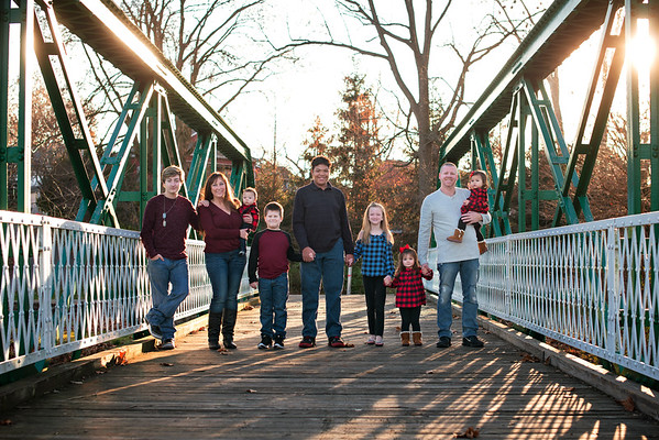 Waymire Family Portraits