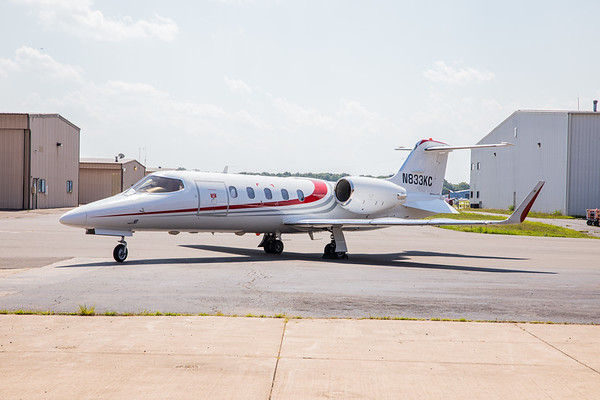 Lear Jet 31A N883KC + Video (High Res)