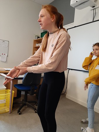 Een andere les Nederlands