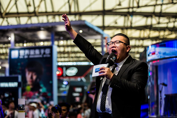 Press Gallery: IEM Shanghai 2017