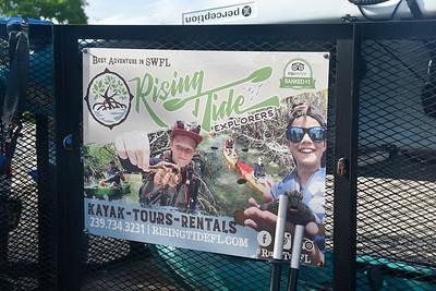 9AM Mangrove Tunnel Kayak Tour - Hughes