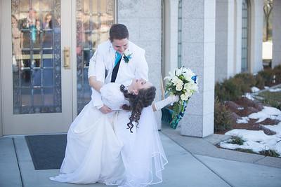 Carol and Zach Wedding