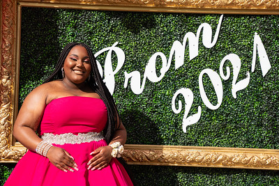 Mackenzie's Prom Send Off