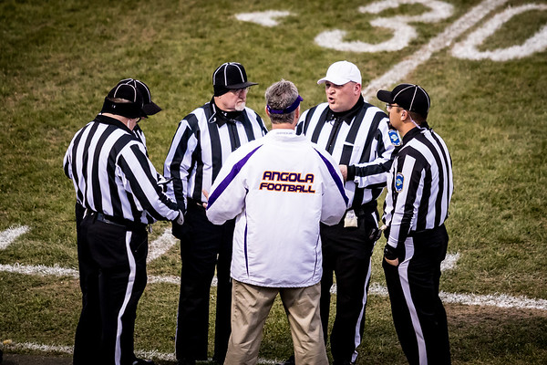 AHS Football vs Northridge- Sectional Round 2