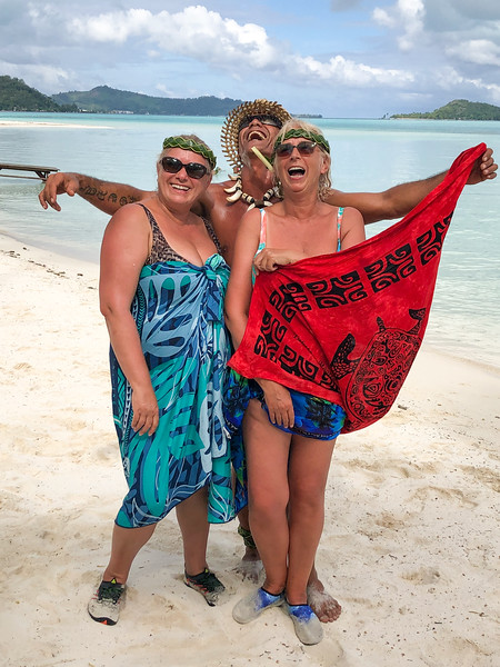 Bora Bora Lagoon tour Cruise with Picnic Lunch - June, 2021