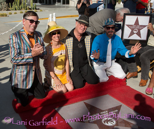 Robert Imber's Star Ceremony 10/22/16