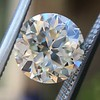 1.72ct Old European Cut Cut Diamond GIA L VS2 1