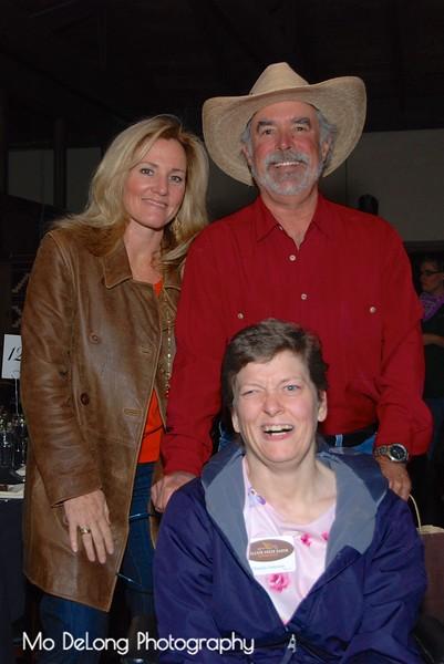 Claudia Johnson, Dave Lambert and LaRaye Houston.jpg