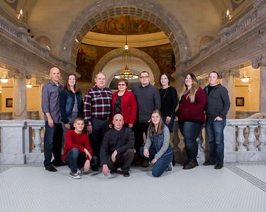 Worwood family 2018