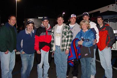 Pats and Bills 2005