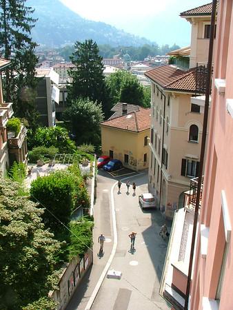 Switzerland 2005, Part One