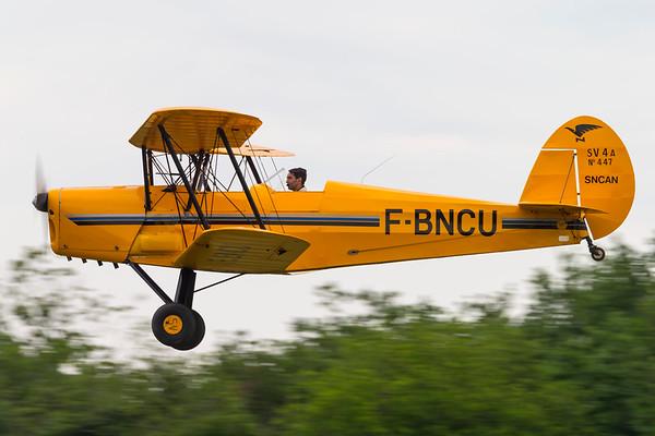 F-BNCU - Stampe-Vertongen SV-4A