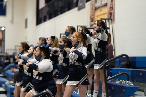 WAHS Cheerleading 2-26-2121