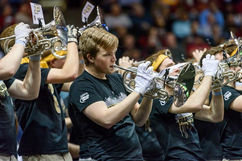 3/16/17 NCAA Tournament, Vermont, Band