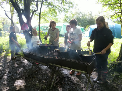 Cub & Scouts - Silverwood Scout Camp June 2014