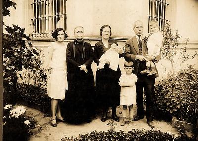 Family History - Paternal Line