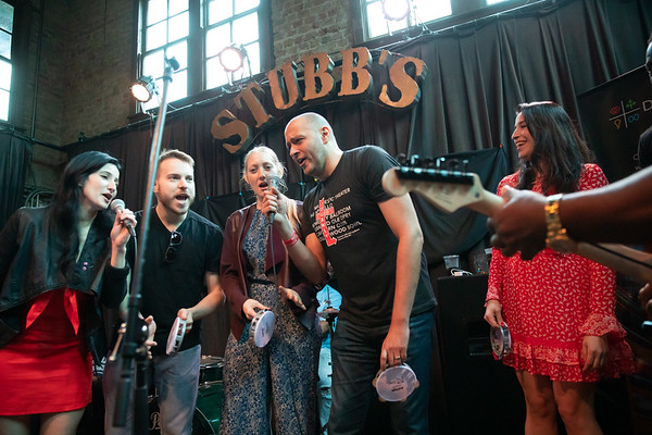 Stubbs Brunch @ SXSW