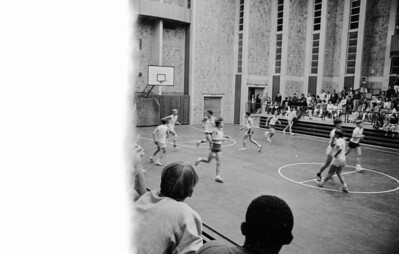 1967 AIS basketball game