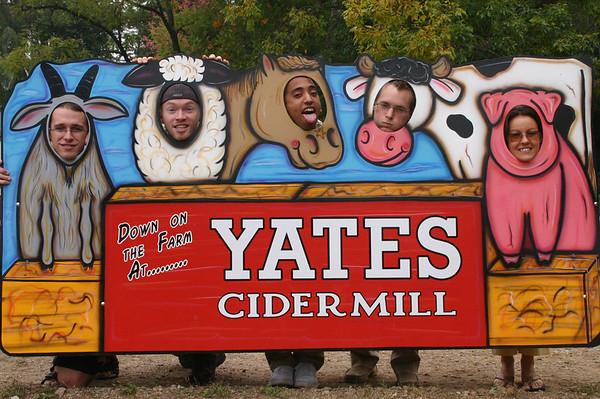 Ferndale Hoggatt Cider Mill Outing 05