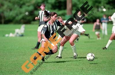 1992-1993 Women's Soccer