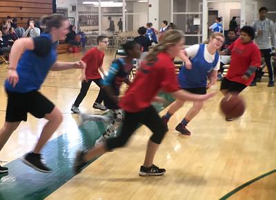 Maddie's Basketball Tournament 2.18.18