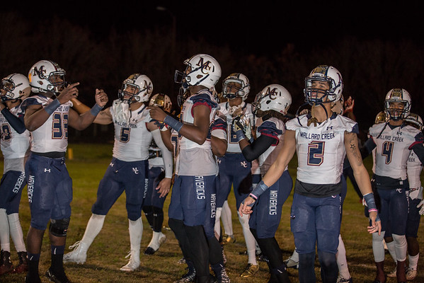 Mallard Creek vs Butler Playoff II 2015