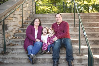 Bazewicz Family Fall 2018