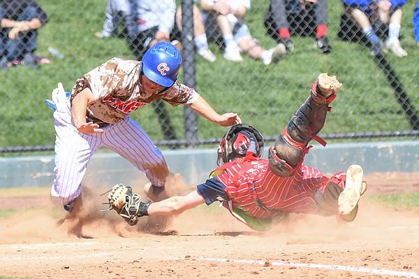 Regional Game: Cherry Creek vs Heritage
