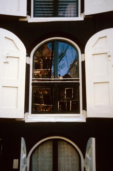 Windows in Amsterdam